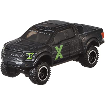 Hot Wheels '17 Ford F-150 Ranger Vehicle: Toys & Games