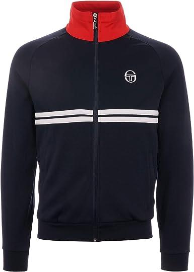 Sergio Tacchini 37570 - Camiseta de chándal para Hombre, Color ...