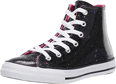 baskets converse rose