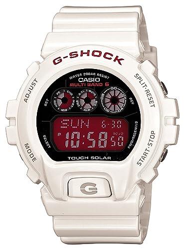 Reloj Casio G-shock reloj G Shock Wave Multiband 6 gw-6900 F-7jf hombre: Amazon.es: Relojes