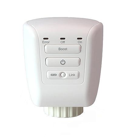Lightwave LW922 Smart Heating TRV, White