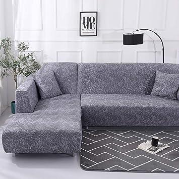 Amazon.com: AjAsh7 L Shape Sofa Covers Modern Corner Sofa ...