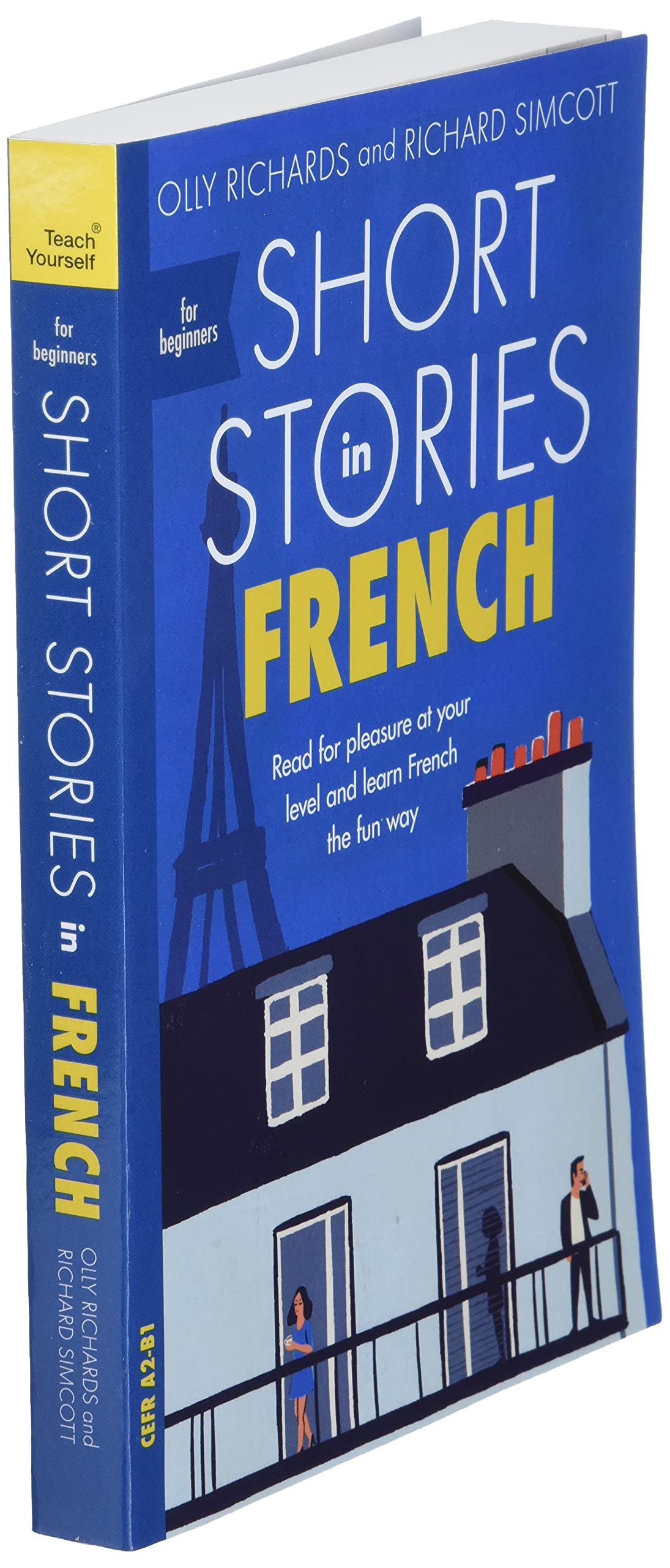 Short Stories in French for Beginners Read for pleasure at your ...