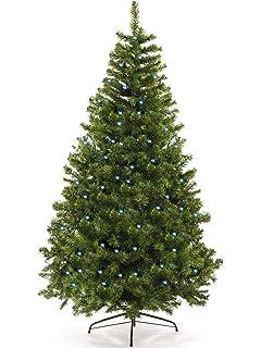 Künstlicher Weihnachtsbaum Outdoor.Amazon De Best Season 609 02 Led Weihnachtsbaum Ottawa Beleuchtet