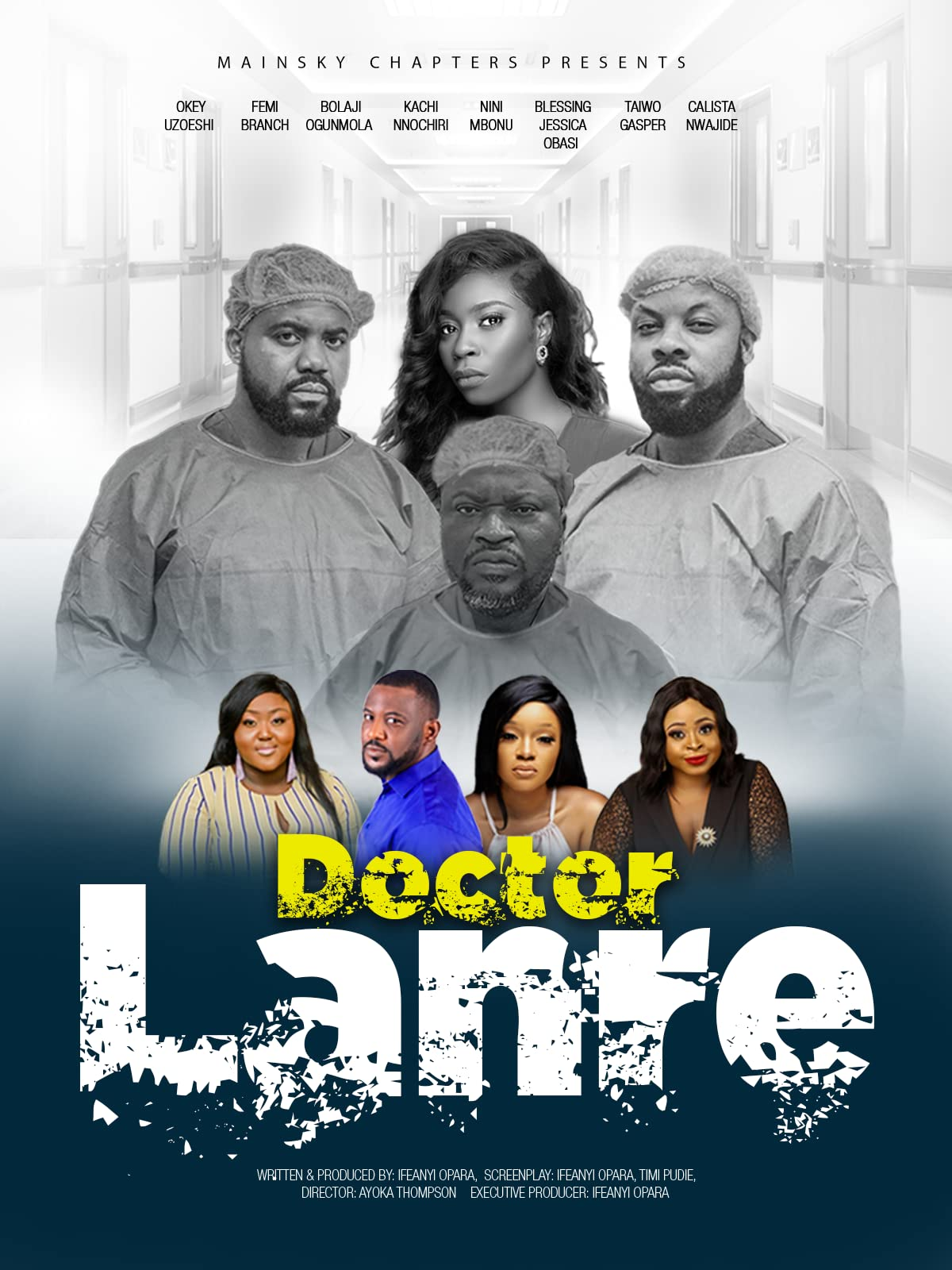 Doctor Lanre