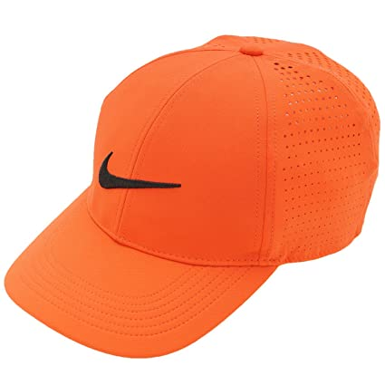 Nike Legacy91 Perf Gorra de Golf, Hombre, Naranja (852), Talla Única
