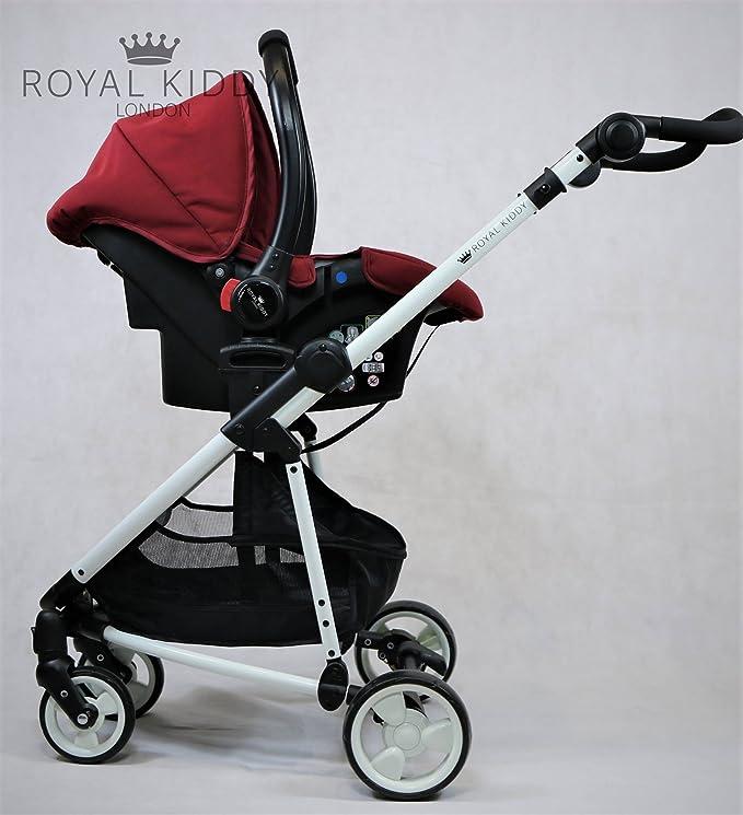 Royal Kiddy London© Euphoria 2 en 1 Carrito con asiento de ...