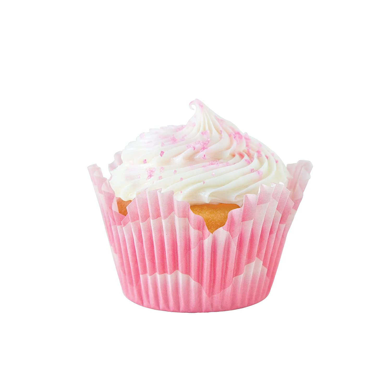Fox Run 7180 Tulip Bake Cups Pink