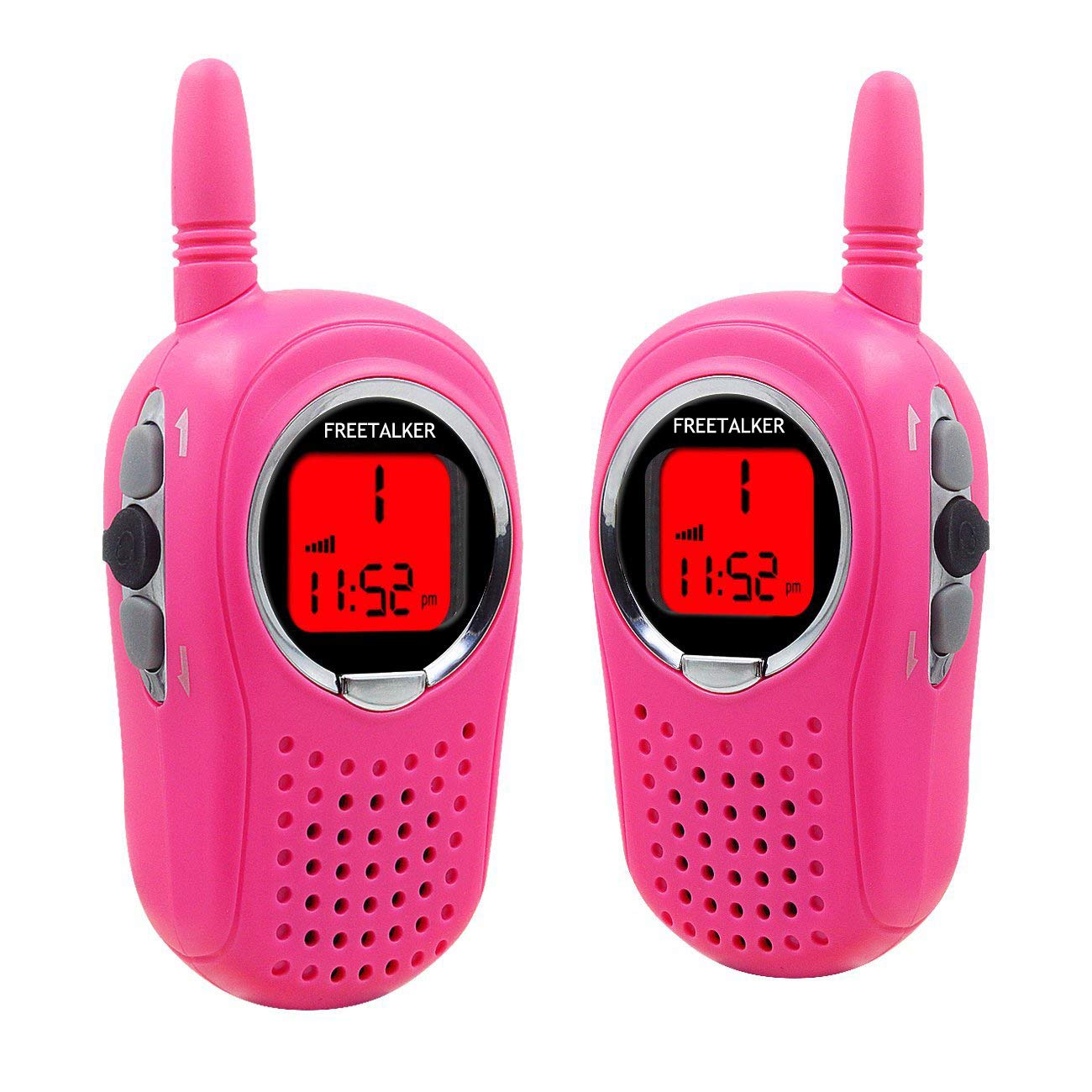 Banbu Toys for 3-12 Year Old Boys, Teen Girl Gifts, Walkie Talkies for Kids Teen Boy Gifts Birthday,2Packs,Pink