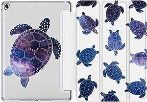 iPad 9.7 Case (2018/2017),iPad Air 2 Case, iPad Air Case with Floral Designs for Kids Girls Women,Smart Stand Cover for Apple iPad 5th/6th Gen,iPad Air1/Air2[Auto Sleep/Wake] Nice Sea Turtles