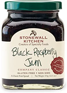 product image for Stonewall Kitchen Black Raspberry Jam, 12.5 ounces