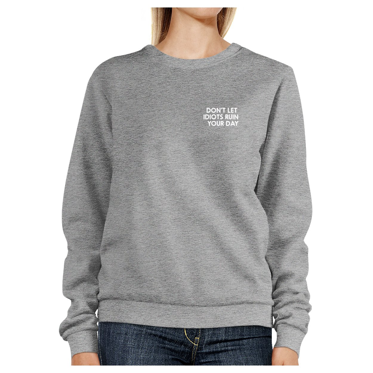 Yay My Girlfriend is Out of Town Men's Funny Sweatshirt Pullover Fleece sweater 365 Printing Inc JSS024