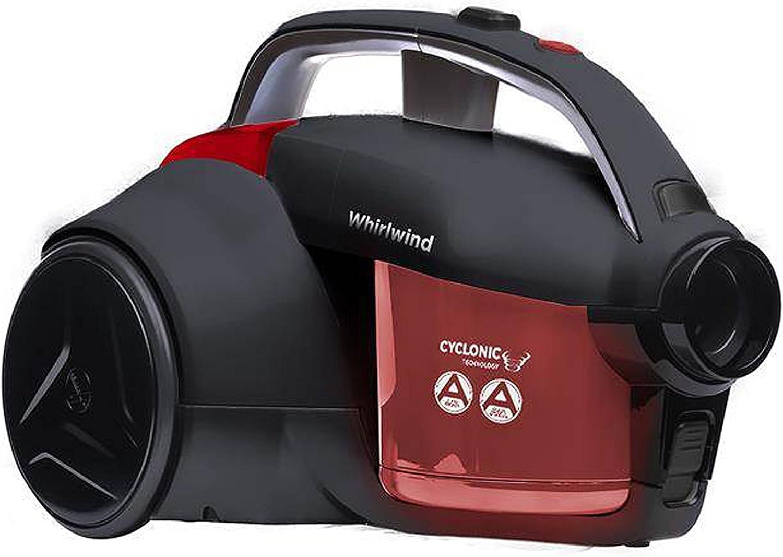 Hoover LA71WR10 Whirlwind Cylinder Vacuum Cleaner, 1.2 Litre