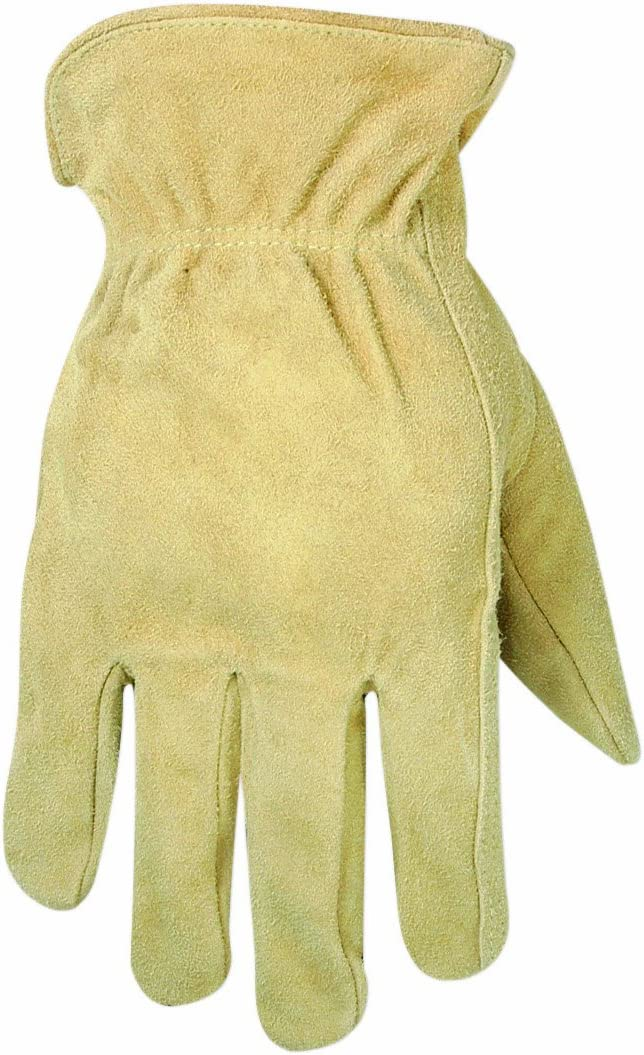 CLC Custom Leathercraft 2055M Split Cowhide Work Gloves, Medium