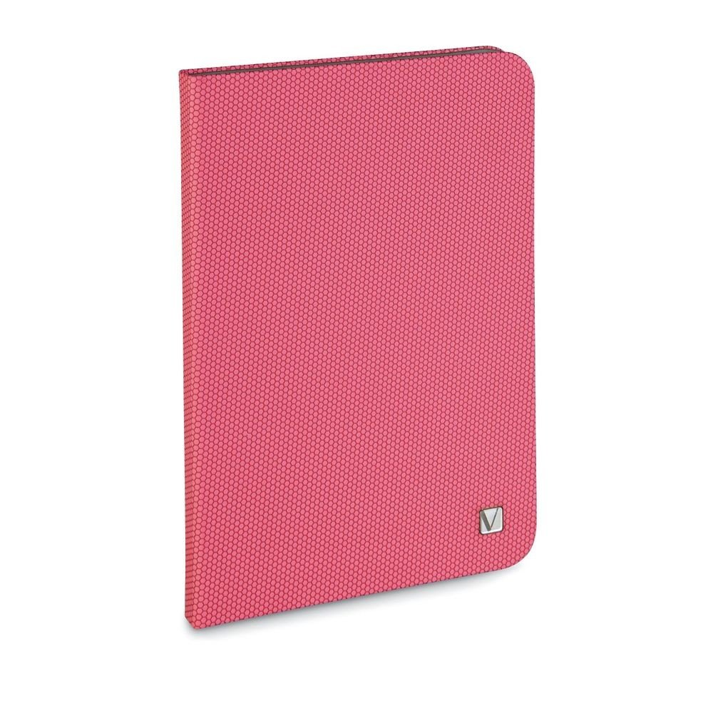 Verbatim Folio Hex Case for iPad Mini (1,2,3), Bubblegum Pink 98104