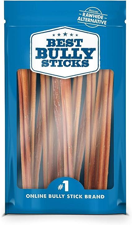 Best Bully Sticks Odor-Free Angus Bully Sticks | Amazon