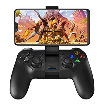 Amazon Com Gamesir T1s Wireless Cloud Gaming Controller Dual Vibration Joystick Gamepad Computer Game Controller For Pc Windows 7 8 10 Ps3 Switch Android Tv Box Laptop Android Mobile Phones Video Games