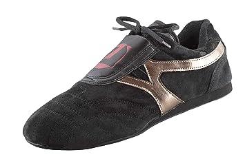 Taekwondo Schuhe Reza schwarz/bronze g90c3HaY