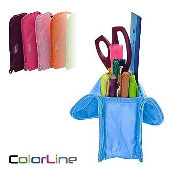 Colorline 59611 - Portatodo Cubi, Estuche Multiuso ...