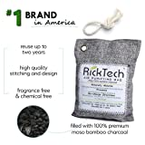 RickTech Air Purifying Bag 250g, Natural Activated