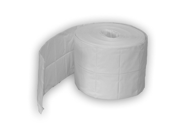 ECOPATENT® tamponi di cellulosa 13Pieghe Salviette Cuscinetti non-stérile alta qualità 1rotolo di 500pezzi