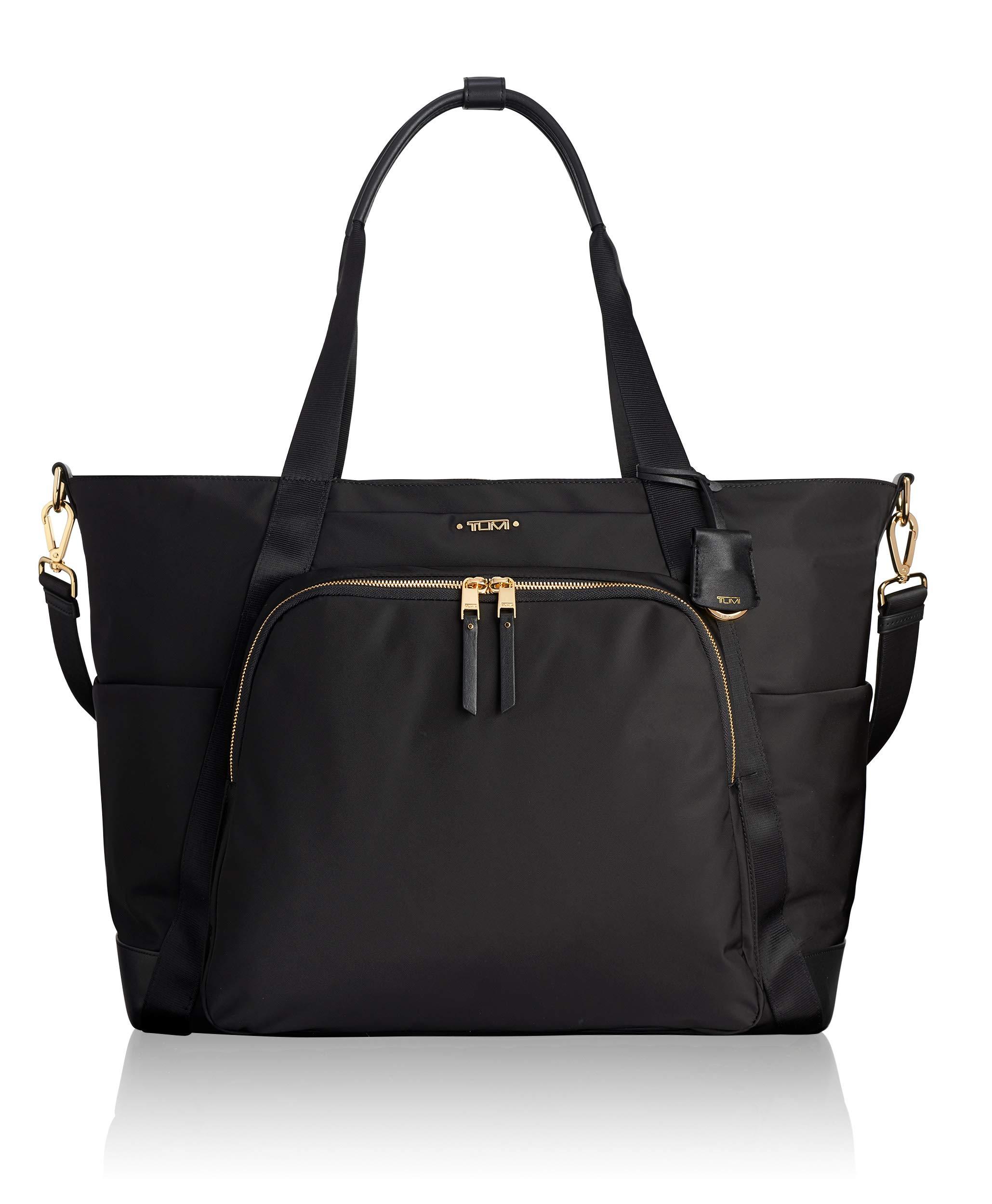 TUMI - Voyageur Madrid Duffel Bag - Shoulder Strap Tote Bag for Women - Black