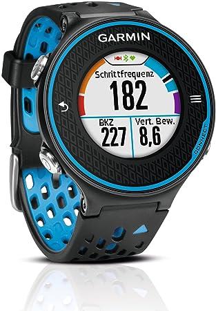 Garmin Forerunner 620 - Reloj de carrera con GPS, color negro ...