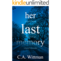 Her Last Memory: A Gripping Psychological Thriller book cover