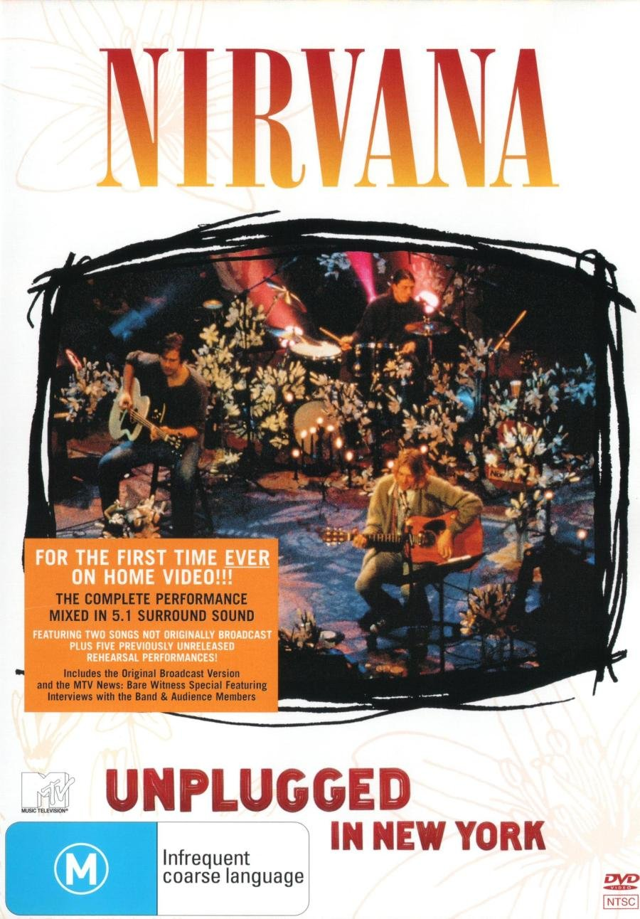 Nirvana: MTV Unplugged in New York by Universal Music