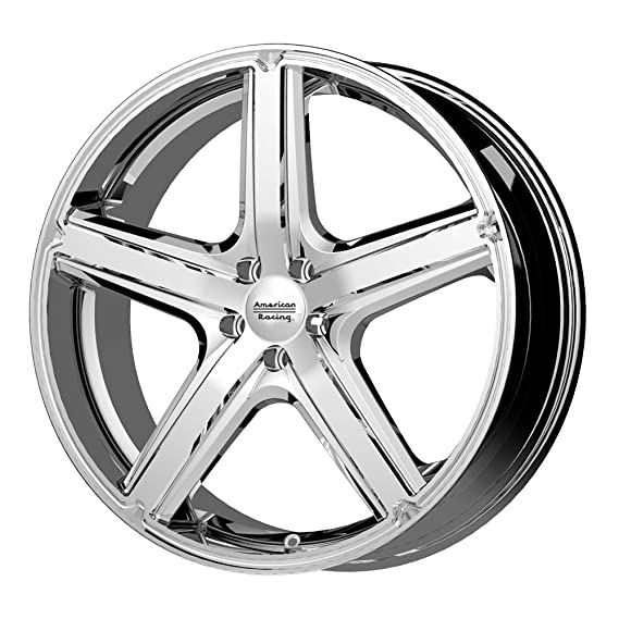 Amazon Com American Racing Maverick Ar8834 Anthracite Finish Wheel