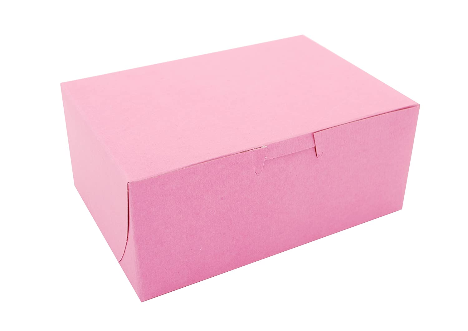 Southern Champion pink bakery boxes