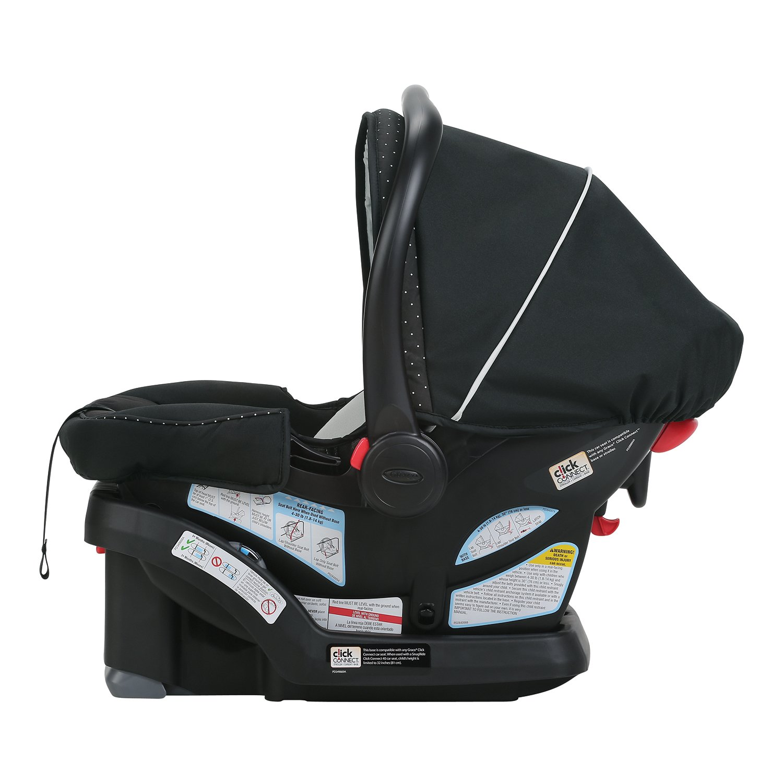 Graco SnugRide Infant Car Seat SnugLock 30 Gotham Baby 2048585