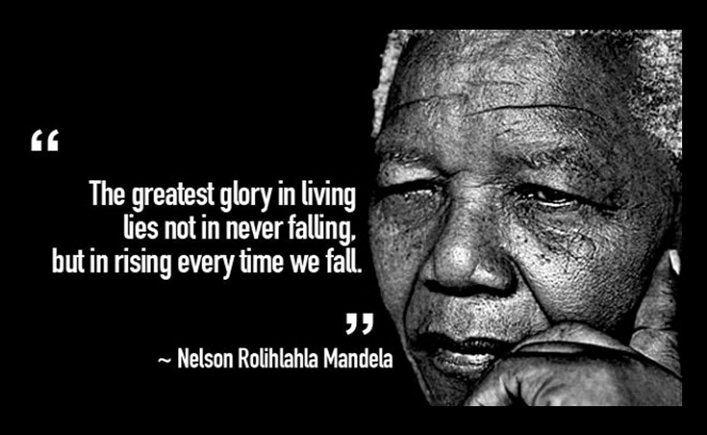 Amazon 12 X 18 Xl Poster Nelson Mandela Famous Quote The
