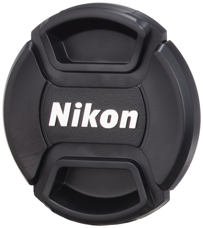Nikon LC-52 Snap on Front Lens Cap by Nikon