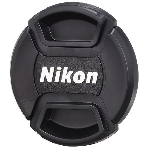 Nikon LC-52 52MM SNAP-ON FRONT LENS CAP-Black