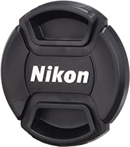 Nikon LC-52 Snap On Front Lens Cap, Black
