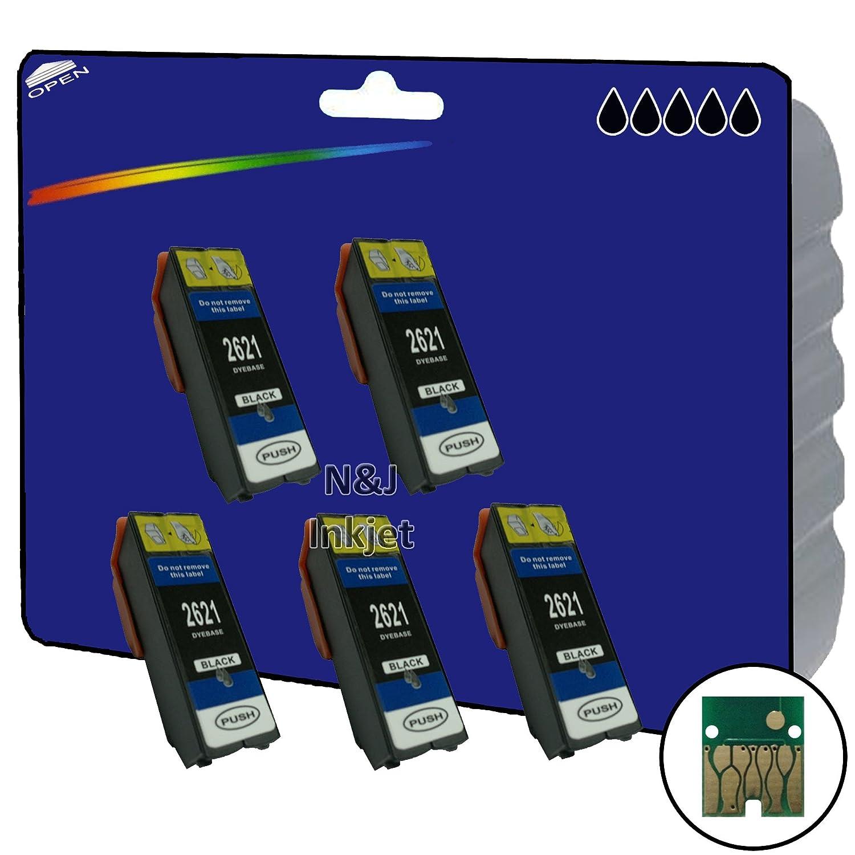 5 Xl E2621 Black Non Original Cartridges For Epson Expression Ready Cartridge Canon 810 Ori Premium Xp 510 520 600 605 610 615 620 625 700 710