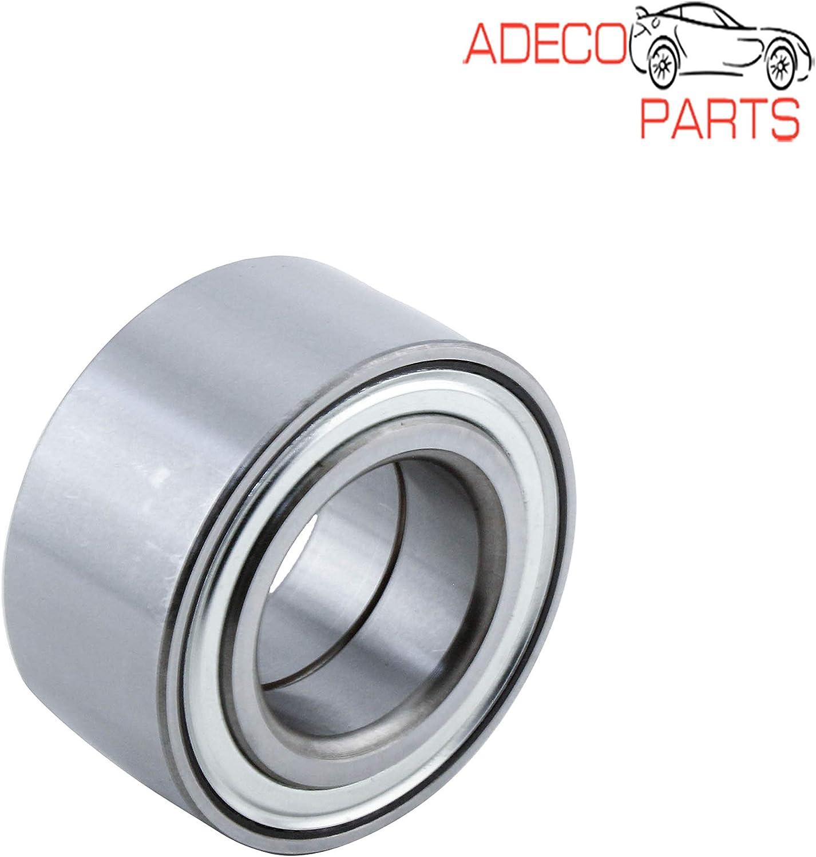 AdecoAutoParts /© Front Wheel Bearing Replacement WH510055 for Hyundai Accent Elantra Tiburon Kia Rio Rio5 1996-2016 510055