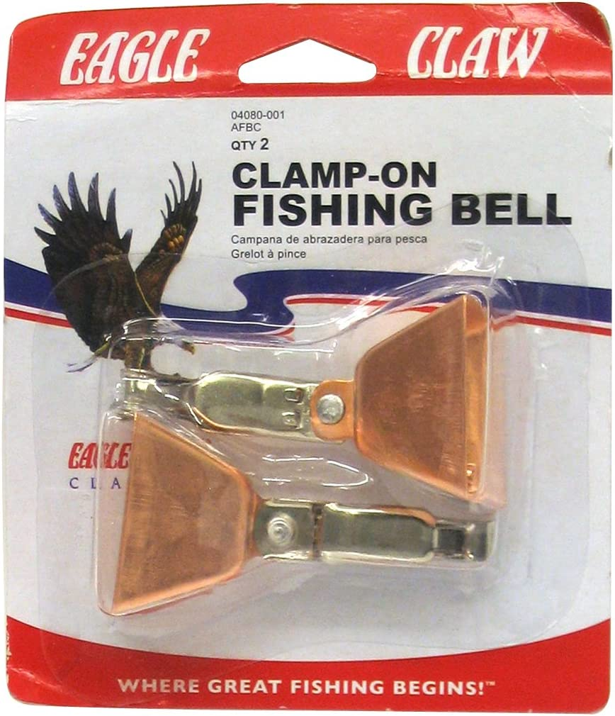 Eagle Claw Clamp-On Fishing Bell