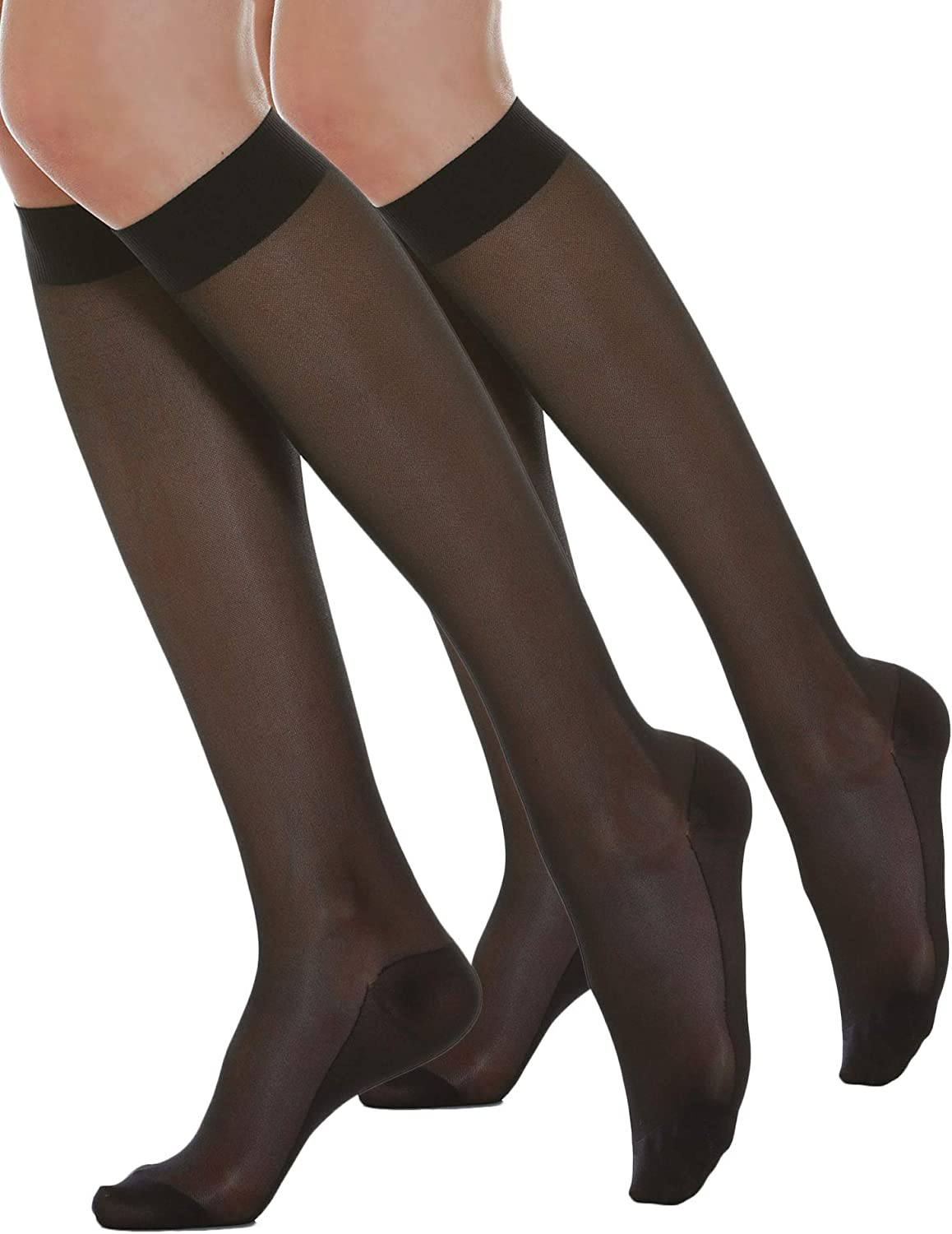 Relaxsan Basic 850P 100/% Made in Italy firm support knee high socks PLUS 20-30 mmHg