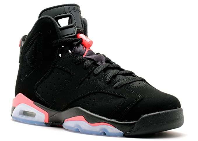 119de112238f3e Nike AIR Jordan 6 Retro BG (GS)  Infrared 2014  - 384665-