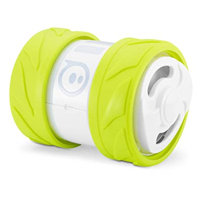 Sphero Ollie for Android and iOS App Controlled Robot - Cyber Green Ultra Tires - Exclusive Edition Ollie: Toys & Games [5Bkhe0307110]