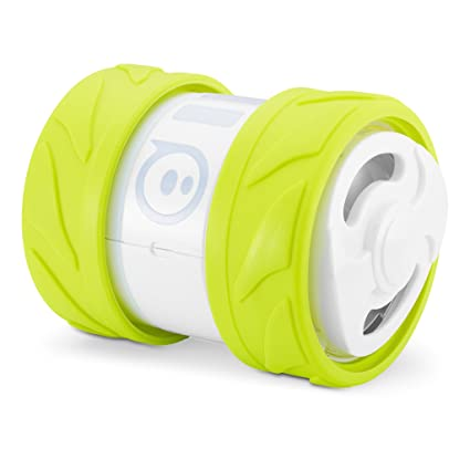 Sphero Ollie for Android and iOS App Controlled Robot - Cyber Green Ultra  Tires - Exclusive Edition Ollie