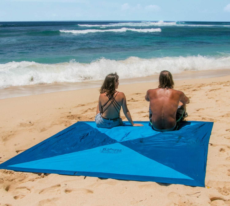KAHUNA Large Beach Blanket Sand proof
