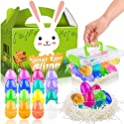 M Mooham Slime Egg Easter Basket Stuffer Kit