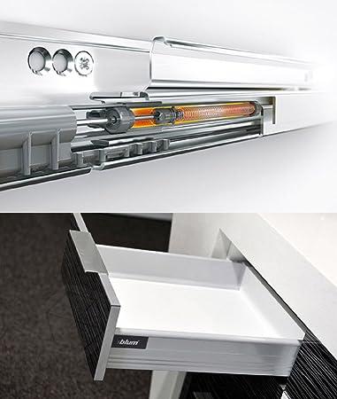 1er Set) Blum Box System TANDEMBOX plus BLUMOTION für Standard ...
