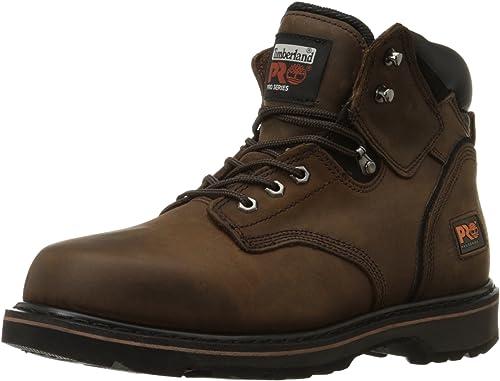 Timberland Men's Pit Boss Work Boots