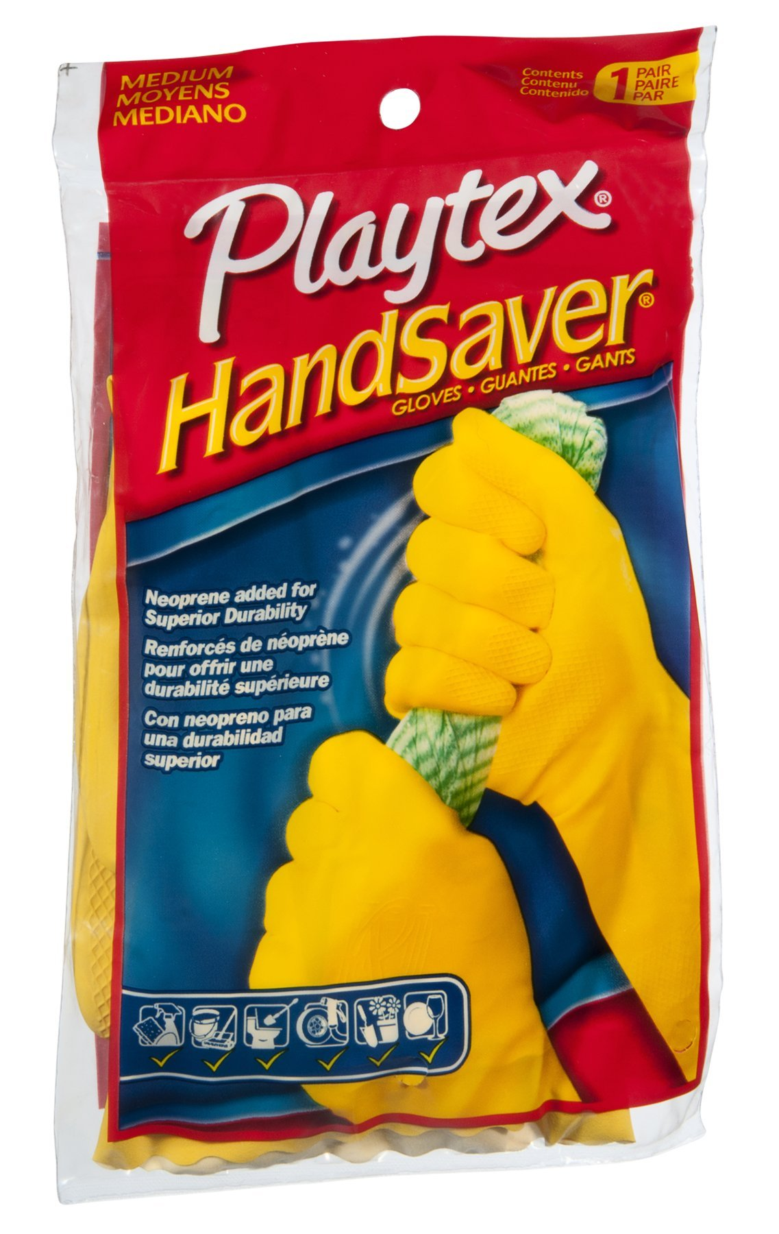 Hand Saver Glove Med by Playtex (Image #2)