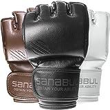Sanabul New Item Battle Forged MMA Grappling Gloves 4 OZ