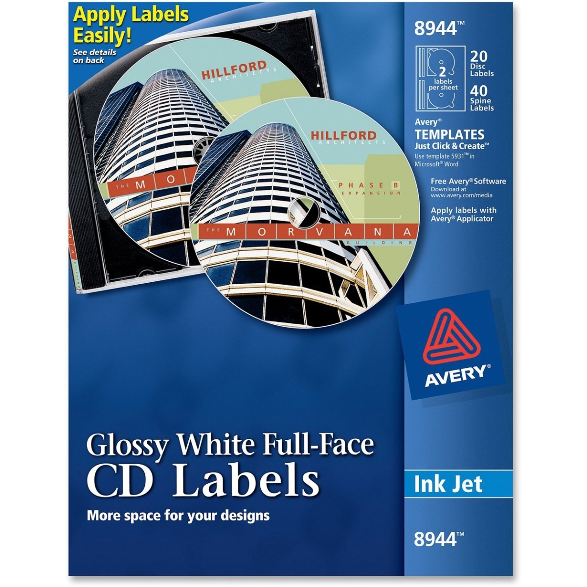 tower cd label software free download